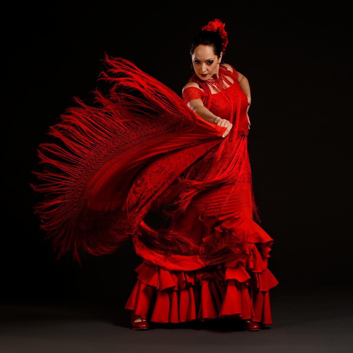 нашли танцовщица фламенко картинки нотный