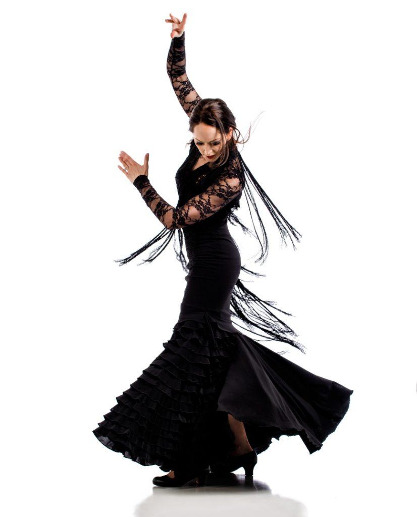 Amelia Moore - Oleaje Flamenco