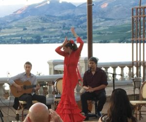 A Night in Madrid - Winemakers Dinner and Flamenco Show @ Siren Song Vineyard Estate and Winery | Chelan | Washington | United States